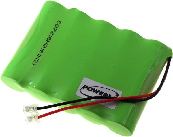 Μπαταρία ασύρματου τηλεφώνου Universal  pack with 5xAA  6V 2000mAh NiMH  (SU-5AA)