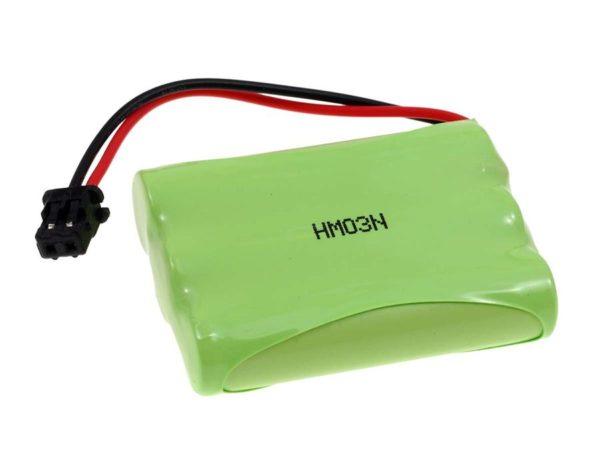 Μπαταρία ασύρματου τηλεφώνου   Hagenuk WP 300X/ type BT-589  2.4V 700mAh NiMH  (SWP300X2)