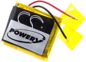 Μπαταρία για    Pebble E-Paper / type P121112  3.7V 130mAh Li polymer  (V9EP)