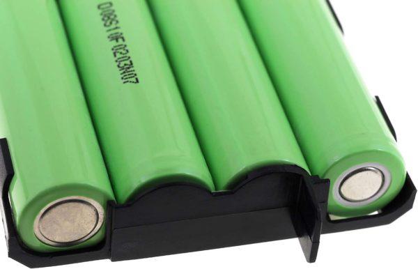 Μπαταρία για   Compex muscle stimulator Fit 3.0 / MI-Fitness / type 4H-AA1500  4.8V 2000mAh NiMH  (V9F3)