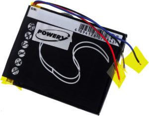 Μπαταρία για   MP3-/MP4-Player Philips GoGear Muse / type BA504457SP  3.7V 1400mAh Li polymer  (V9GOG)