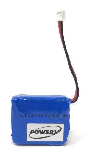 Μπαταρία για    Dogtra 1900S / type BP74RS  7.4V 300mAh Li polymer  (V9I900)