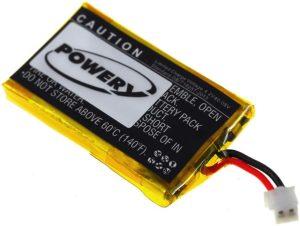 Μπαταρία για   Sportdog SD-825 / type SAC54-13735  3.7V 160mAh Li polymer  (V9SD825)