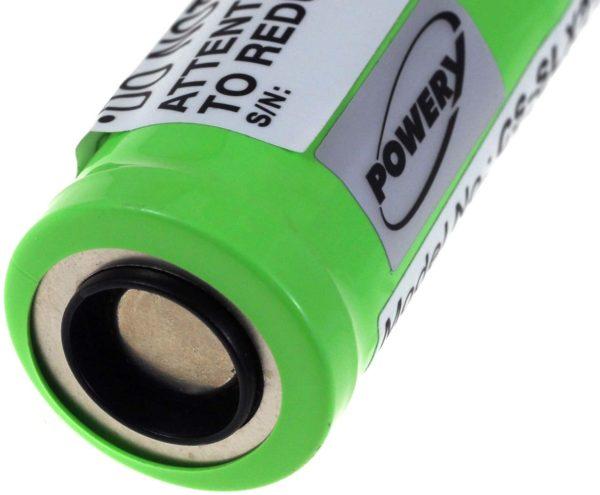 Μπαταρία για    Streamlight SL20X-LED / type 5.486.432  6V 1800mAh NiMH  (V9SL20X)