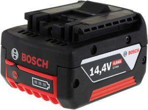 Μπαταρία ηλεκτρικού εργαλείου     Bosch GDR 14.4 V-LI / type 2607336077 4000mAh original  14.4V 4000mAh Li-Ion  (W015-B1LEO)