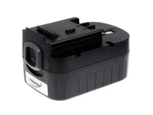 Μπαταρία ηλεκτρικού εργαλείου     Black & Decker Firestorm  FSB14  14.4V 3000mAh NiMH  (W1B14-BM)
