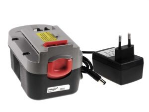 Μπαταρία ηλεκτρικού εργαλείου     Black & Decker Firestorm  FSB14 charger included  14.4V 2000mAh Li-Ion  (W1B14-LL)