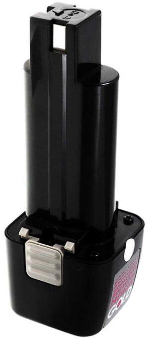 Μπαταρία ηλεκτρικού εργαλείου     AEG P9.6 (9.6V 2000mAh)  9.6V 2000mAh NiMH  (W296-KC)