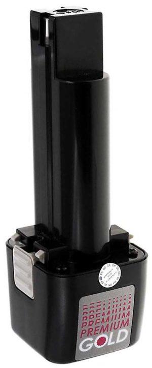 Μπαταρία ηλεκτρικού εργαλείου     AEG P9.6 (9.6V 3000mAh)  9.6V 3000mAh NiMH  (W296-KM)