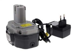 Μπαταρία ηλεκτρικού εργαλείου     Makita 1822/ 1833  18Volt 1500mAh Li-Ion charger included  (W318-LL)
