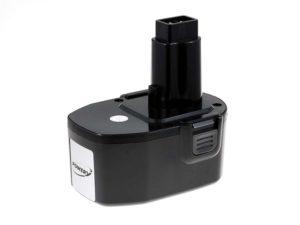 Μπαταρία ηλεκτρικού εργαλείου    Black & Decker Firestorm A9276/ A9262/ A9267  14.4V 2000mAh NiMH  (W814-F1C)