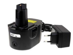 Μπαταρία ηλεκτρικού εργαλείου    Black & Decker Firestorm A9276/ A9262/ A9267  14.4V 2000mAh Li-Ion  (W814-FLL)