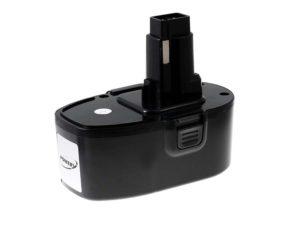 Μπαταρία ηλεκτρικού εργαλείου     Black & Decker Firestorm A9277/A9282  18V 2000mAh NiMH  (W818-FC)