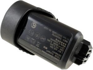Μπαταρία ηλεκτρικού εργαλείου    Bosch   type 1600A00X79 original (10.8V und 12V kompatibel)  12V 3000mAh Li-Ion  (WO-010-SL3)