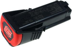 Μπαταρία ηλεκτρικού εργαλείου  Bosch type 2 607 336 242 original  3.6V 1300mAh Li-Ion  (WO-013-SL)