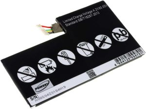 Μπαταρία για tablet   Lenovo ThinkPad X200 series  3.7V 5340mAh Li-Polymer  (NT0A1810)
