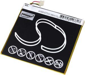 Μπαταρία για tablet    Acer Iconia One 7 B1-770 / type KT.001H.003  3.7V 2700mAh Li-Polymer  (NT0IO7)