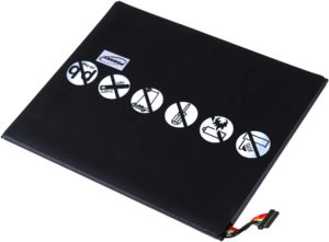 Μπαταρία για tablet    Toshiba AT10LE-A-108 / type PA5123U-1BRS  7.4V 4200mAh Li-Polymer  (NT1AT10)