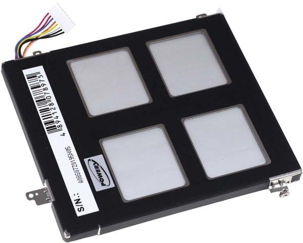 Μπαταρία για tablet    Asus Eee Pad B121 / type C22-EP121  7.3V 4450mAh Li-Polymer  (NT9B121)