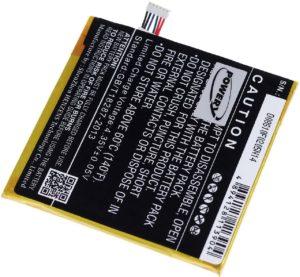 Μπαταρία για tablet   Asus Fonepad Note 6 / type C11P1309  3.8V 3200mAh Li-Polymer  (NT9FPN6)