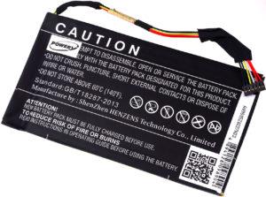 Μπαταρία για tablet    Asus Infinity A80 10.1 / type C11-P05  3.75V 5050mAh Li-Polymer  (NT9PFA80)