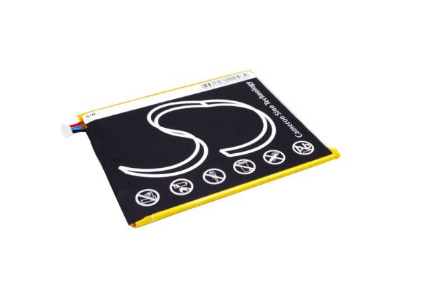 Μπαταρία για tablet    Samsung Galaxy Tab A 8.0 / SM-T350 / type EB-BT355ABA  3.7V 4000mAh Li-Polymer  (NT9SMT350)