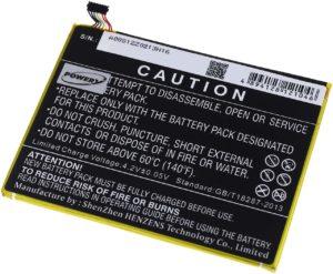 Μπαταρία για tablet    Amazon Fire HD 8 / type ST11  3.7V 3210mAh Li-Polymer  (NT9ST11)