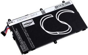 Μπαταρία για tablet   Samsung SM-T210 / type T4000E  3.7V  4000mAh Li-Polymer  (NT9T210)