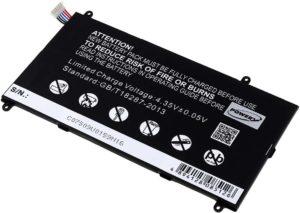 Μπαταρία για tablet    Samsung SM-T325 / type 4800E  3.8V 4800mAh Li-Polymer  (NT9T325)